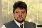 Curitiba, 02-07-2009 - Reuni�o com empres�rios brasileiros e representantes do Departamento de Canindey�, Paraguai. Paulo H. Scheidemantel, diretor da Ycat�, Sistemas de Saneamento. - Foto: Jos� Gomercindo - SECS